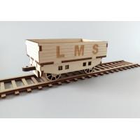 Plank Goods Wagon