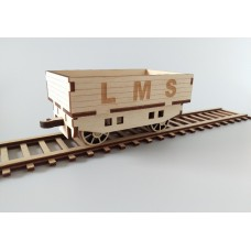 Plank Goods Wagon