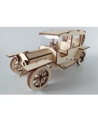 Vintage Car Model Kit