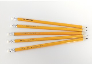 Engraved Pencils Budget